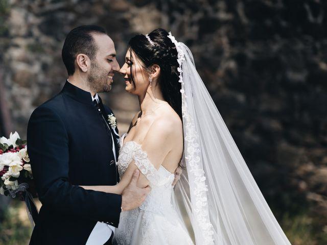 Il matrimonio di Ornella e Carmelo a San Giovanni la Punta, Catania 72