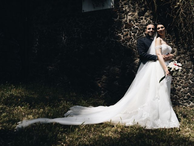 Il matrimonio di Ornella e Carmelo a San Giovanni la Punta, Catania 74