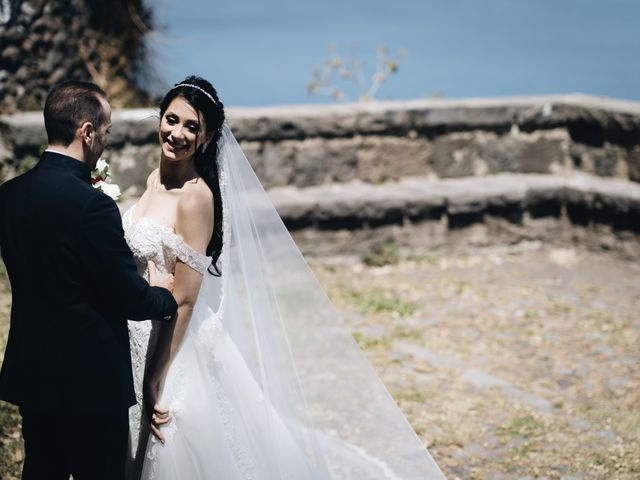 Il matrimonio di Ornella e Carmelo a San Giovanni la Punta, Catania 76