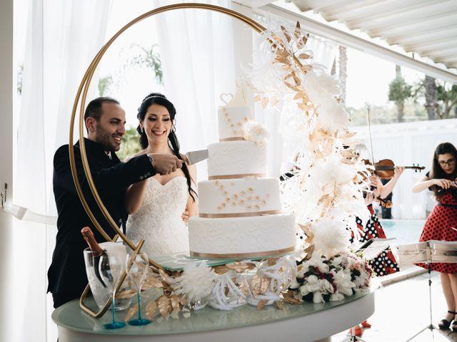 Il matrimonio di Ornella e Carmelo a San Giovanni la Punta, Catania 84