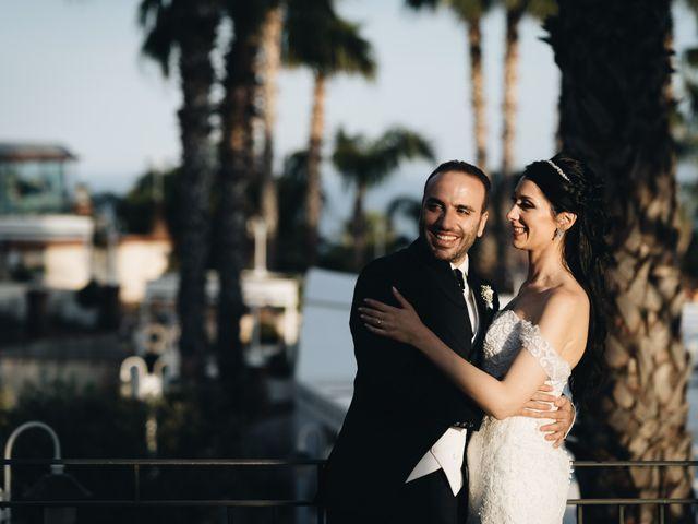 Il matrimonio di Ornella e Carmelo a San Giovanni la Punta, Catania 88