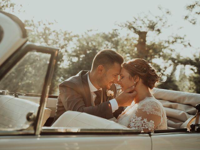 Le nozze di Vincenzo e Maria Cristina