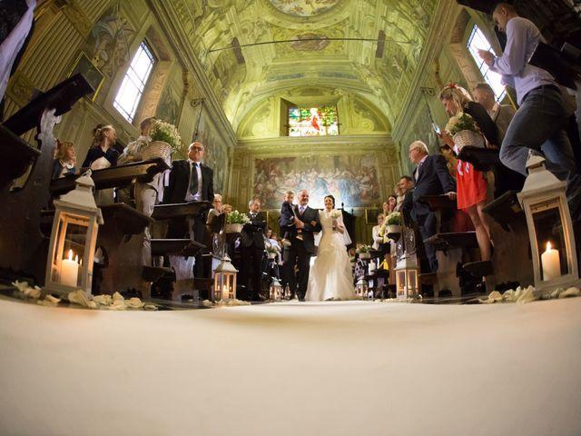 Il matrimonio di daniel e francesca a Cedegolo, Brescia 5