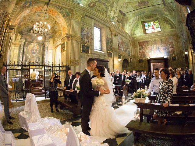 Il matrimonio di daniel e francesca a Cedegolo, Brescia 6