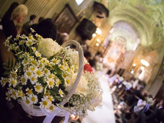 Il matrimonio di daniel e francesca a Cedegolo, Brescia 9
