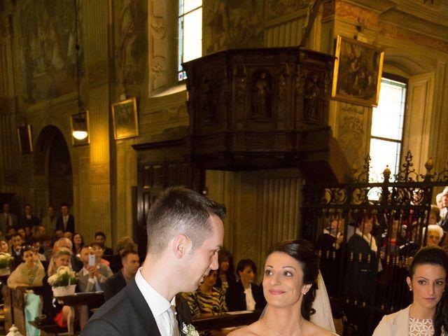 Il matrimonio di daniel e francesca a Cedegolo, Brescia 10