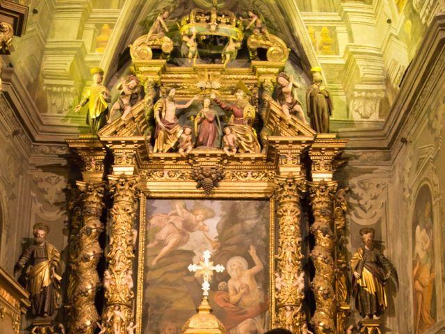 Il matrimonio di daniel e francesca a Cedegolo, Brescia 11