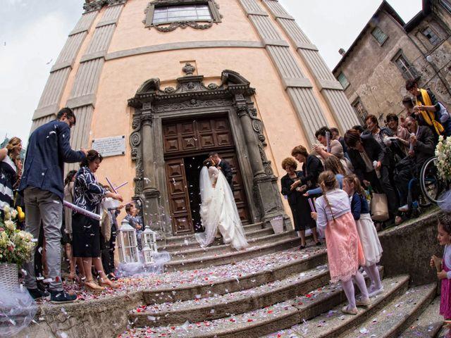 Il matrimonio di daniel e francesca a Cedegolo, Brescia 12