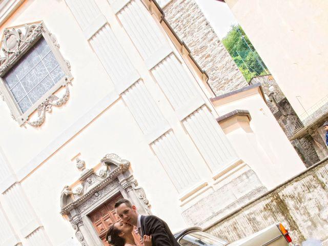Il matrimonio di daniel e francesca a Cedegolo, Brescia 13