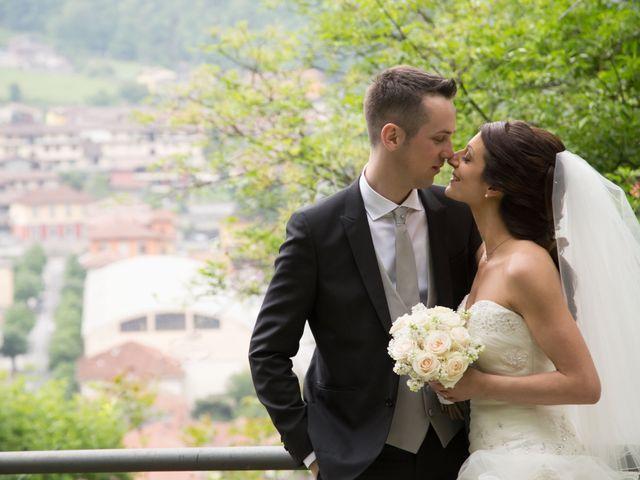 Il matrimonio di daniel e francesca a Cedegolo, Brescia 14