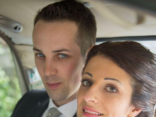 Il matrimonio di daniel e francesca a Cedegolo, Brescia 23