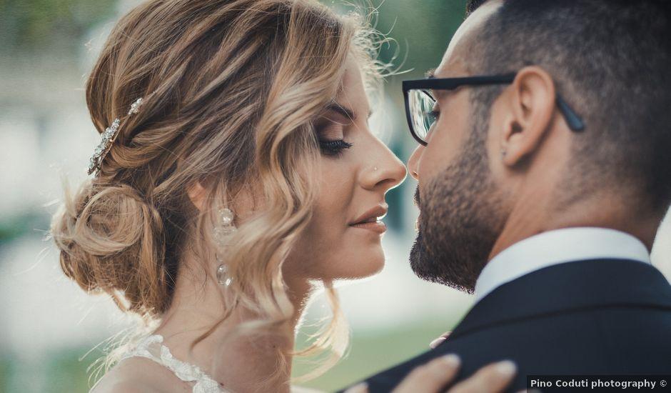 Il matrimonio di Ponziano e Alessia a Troia, Foggia