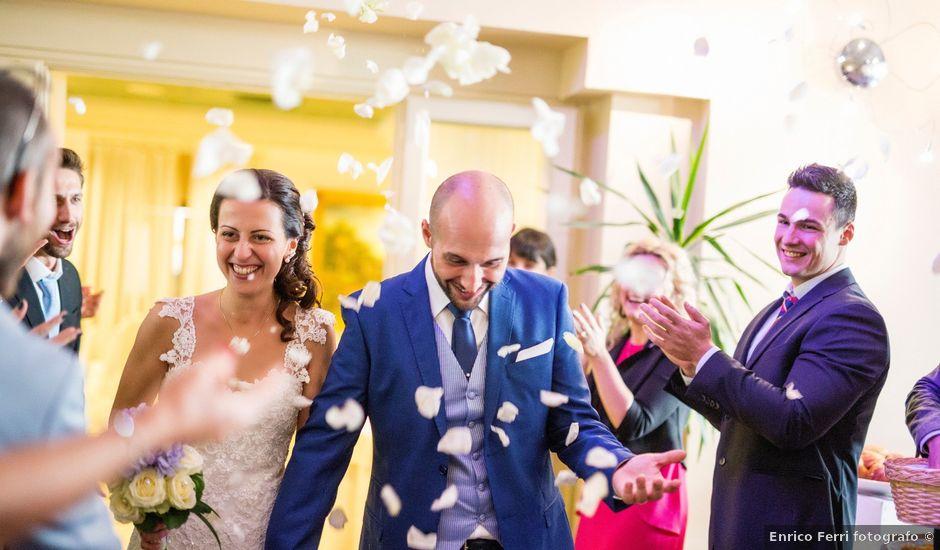 Il matrimonio di Luca e Stefania a Paderno Franciacorta, Brescia