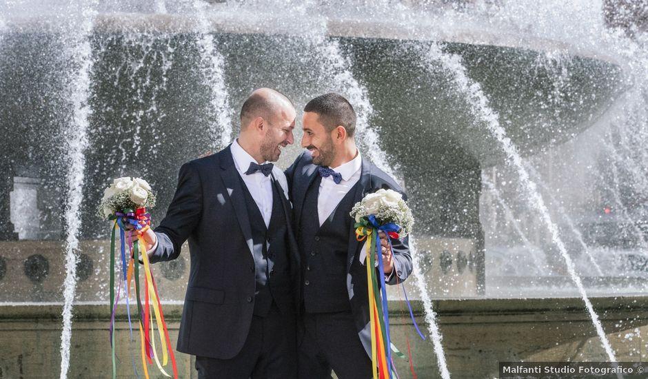 Il matrimonio di Michele e Esteban a Genova, Genova