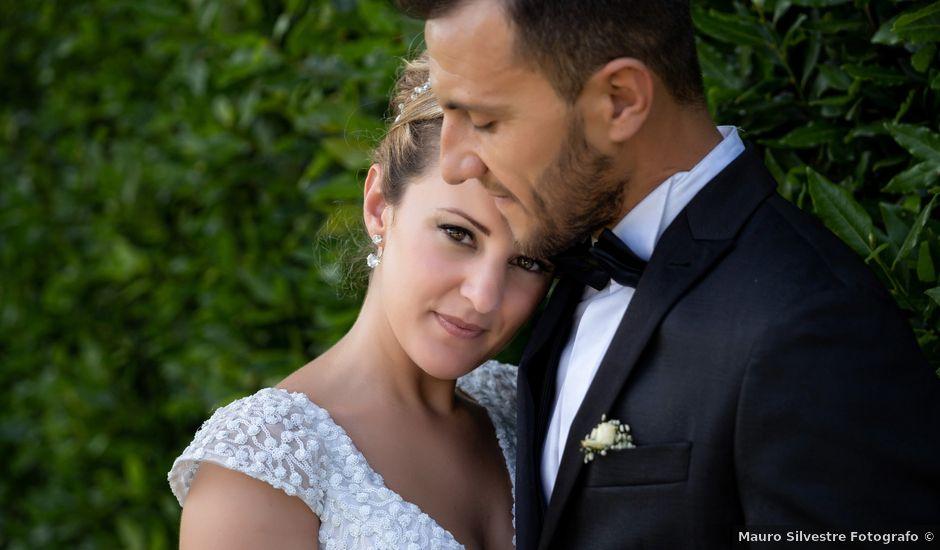 Il matrimonio di Vincenzo e Valentina a Durazzano, Benevento