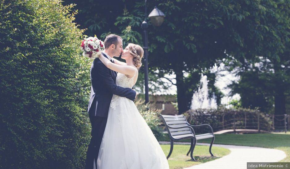 Il matrimonio di Claudio e Antonella a Spino d'Adda, Cremona
