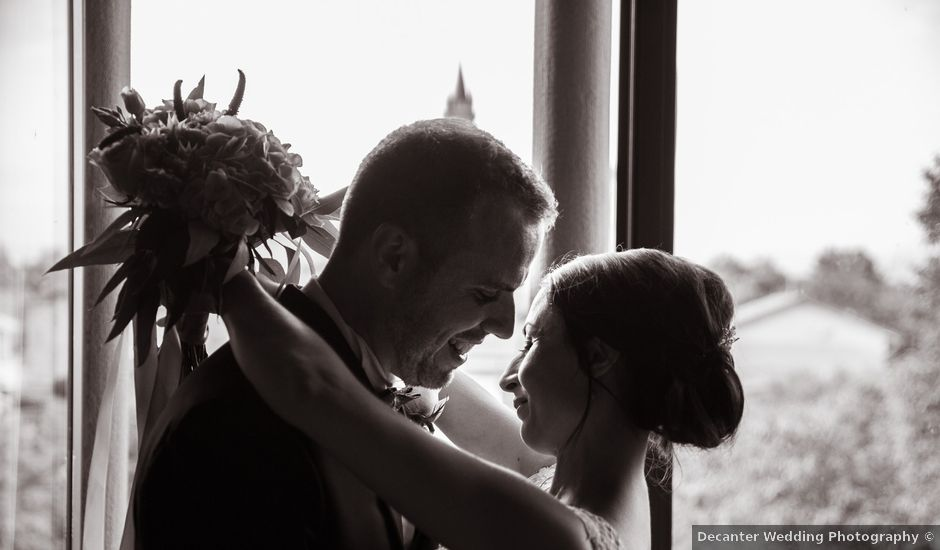 Il matrimonio di Jorge e Claudia a Filago, Bergamo