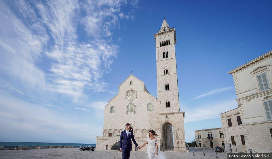 Il matrimonio di Alberto e Viviana a Trani, Bari
