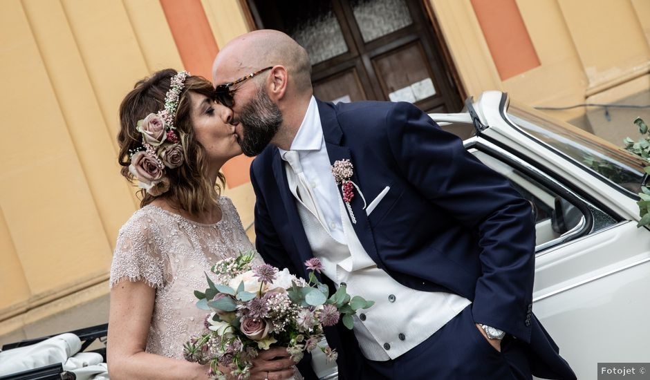 Il matrimonio di Elisa e Gabriele a Bologna, Bologna