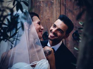 Le nozze di Ylenia e Andrea