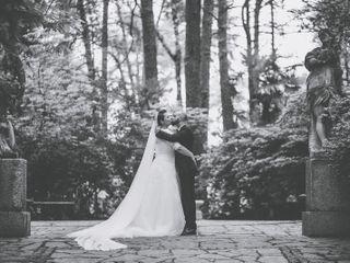 Le nozze di Giulia e Gianmario