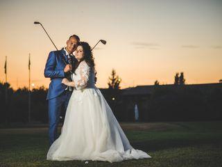 Le nozze di Vanessa e Davide