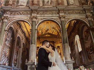 Le nozze di Bianca e Matteo 1