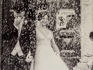 Le nozze di Bianca e Matteo