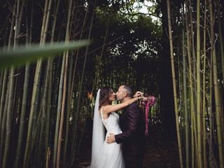 Le nozze di Vanessa e Mattia