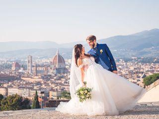 Le nozze di Federica e Tommaso