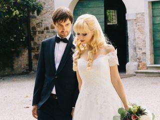 Le nozze di Annie e Luca