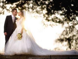 Le nozze di Mayra e Stefano