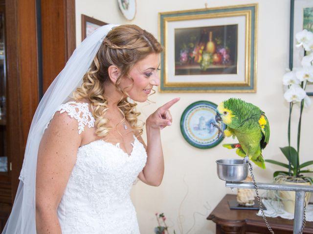 Il matrimonio di Massimiliano e Maria a Palmi, Reggio Calabria 22