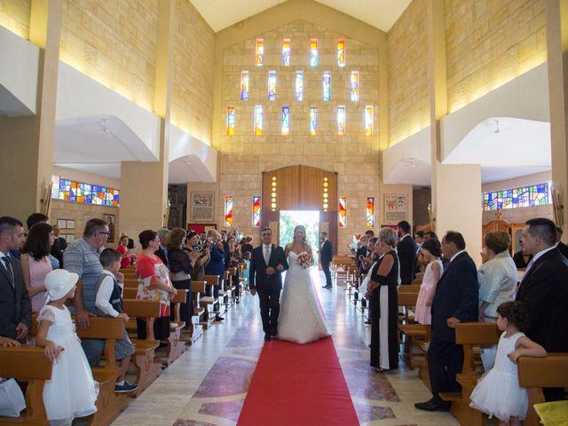 Il matrimonio di Massimiliano e Maria a Palmi, Reggio Calabria 24