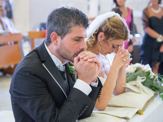 Il matrimonio di Massimiliano e Maria a Palmi, Reggio Calabria 34