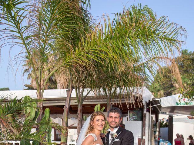 Il matrimonio di Massimiliano e Maria a Palmi, Reggio Calabria 39