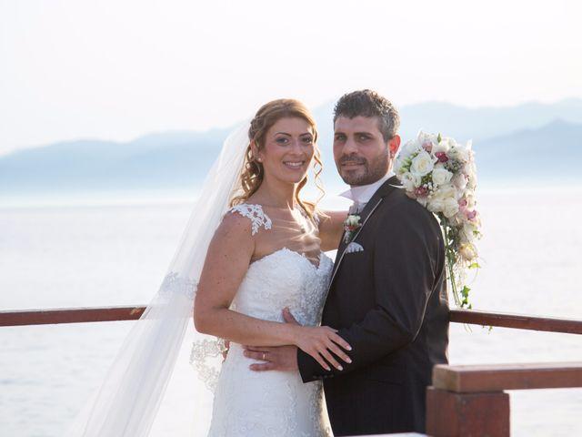 Il matrimonio di Massimiliano e Maria a Palmi, Reggio Calabria 40