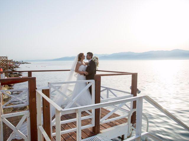 Il matrimonio di Massimiliano e Maria a Palmi, Reggio Calabria 41