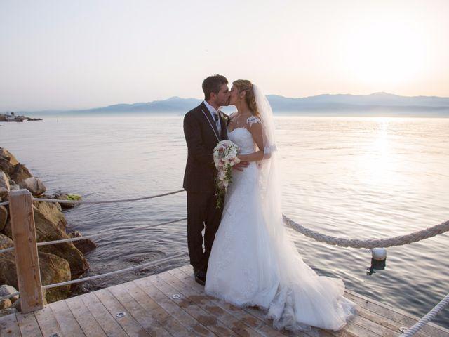 Il matrimonio di Massimiliano e Maria a Palmi, Reggio Calabria 43