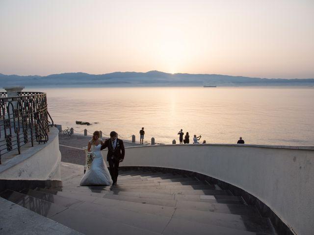 Il matrimonio di Massimiliano e Maria a Palmi, Reggio Calabria 49