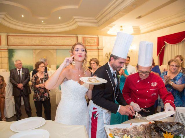 Il matrimonio di Massimiliano e Maria a Palmi, Reggio Calabria 55
