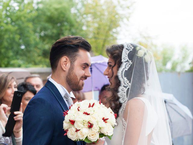 Il matrimonio di Matteo e Cecilia a Bologna, Bologna 11