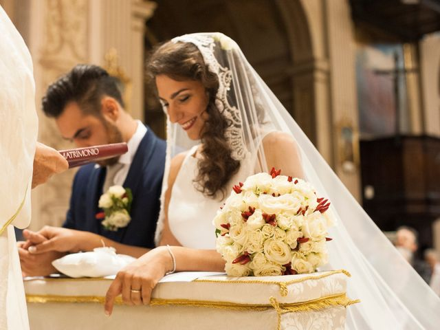 Il matrimonio di Matteo e Cecilia a Bologna, Bologna 19