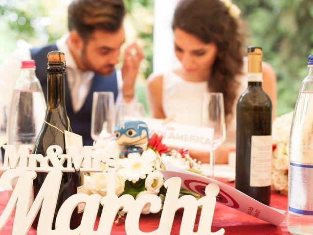 Il matrimonio di Matteo e Cecilia a Bologna, Bologna 50