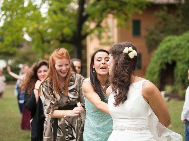 Il matrimonio di Matteo e Cecilia a Bologna, Bologna 62