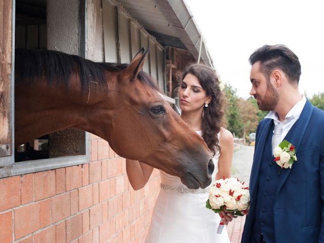 Il matrimonio di Matteo e Cecilia a Bologna, Bologna 72