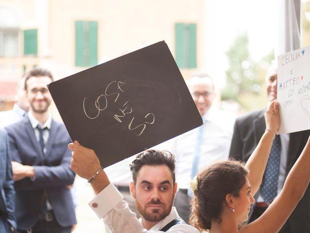 Il matrimonio di Matteo e Cecilia a Bologna, Bologna 80