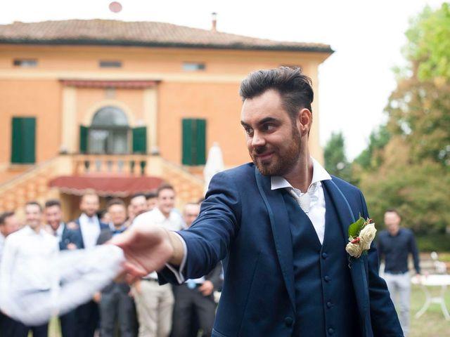 Il matrimonio di Matteo e Cecilia a Bologna, Bologna 105