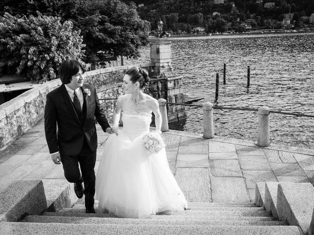 Il matrimonio di Marcello e Clara a Stresa, Verbania 10