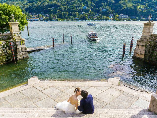 Il matrimonio di Marcello e Clara a Stresa, Verbania 12